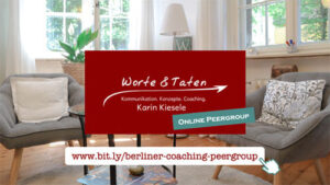 Coaching Peergroup