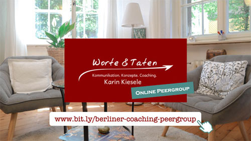 Coaching Peergroup